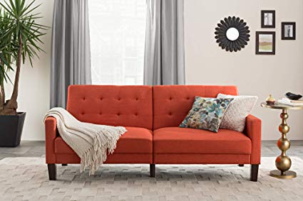 Coral Couch