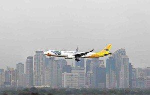 Cebu Pacific Air. —RAFFY LERMA, PHILIPPINE DAILY INQUIRER